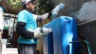 Avanza con rapidez la instalación de sistemas de captación de agua de lluvia